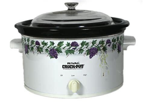 Rival Crock Pot by Rival Cooker Crock Pot Ebth