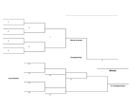 8 team tournament bracket double elimination hashdoc