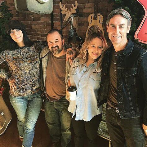 american pickers danielle new hair cut 2015 109 best back to reality images on pinterest american