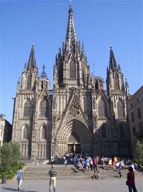 barcelona cathedral quotes for tourism spain quotesgram