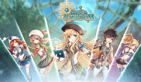 aura kingdom a brand new anime mmorpg from aeria games
