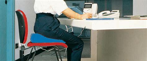 postura seduta corretta cuscini di postura seduta