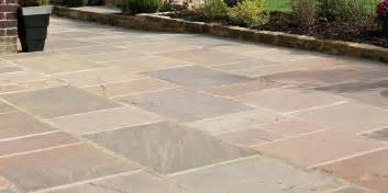 Patio Slabs Design Ideas Indian Sandstone