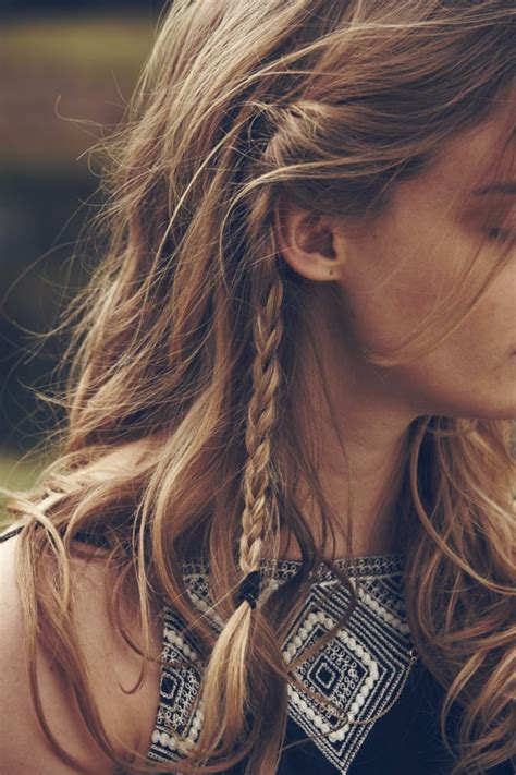Style Des Cheveux by Comment Adopter Le Style Boheme Chic Archzine Fr