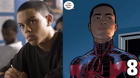 marcus scribner voice actor the top 10 actors who should play miles morales in spider man