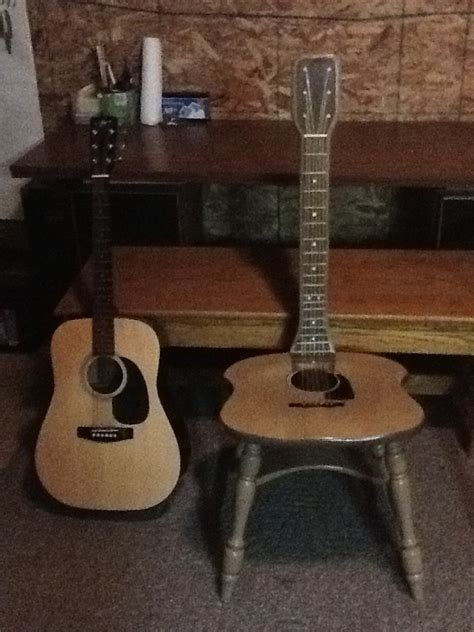 guitar chairs for the home