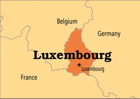 where is luxembourg on the map aug 16 liechtenstein luxembourg operation world