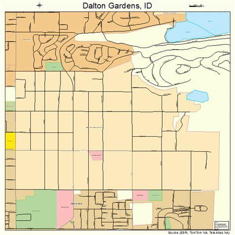 Dalton Gardens Id dalton gardens idaho map 1620350
