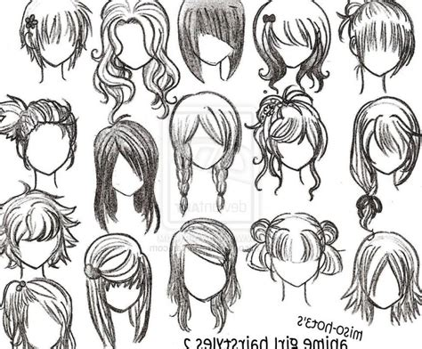 anime hairstyles on humans anime hairstyles on humans how to draw anime girl hair