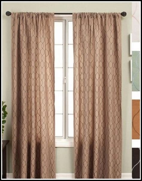 100 Inch Long Curtain Rod Curtains Home Design Ideas