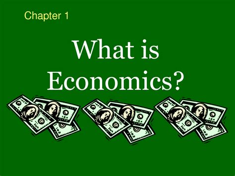 what is information what is economics