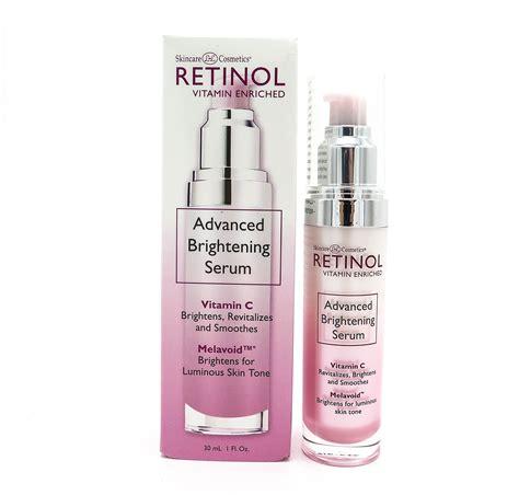Advanced Brightening Gel Serum Se Diskon retinol x anti aging gel cleanser 5 ounce