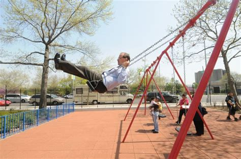parks with swings corona golf playground playgrounds nyc parks
