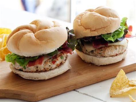 recipes using turkey burger patties southwest turkey burgers recipe rachael food network
