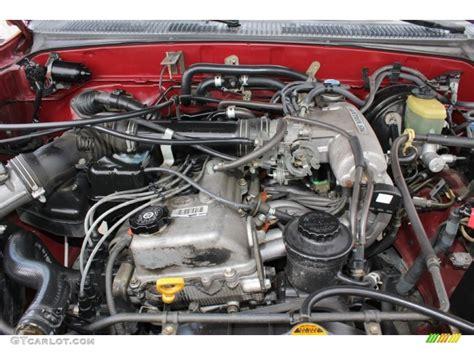Toyota 4 Cylinder Engines 1998 Toyota 4runner Standard 4runner Model 2 7 Liter Dohc