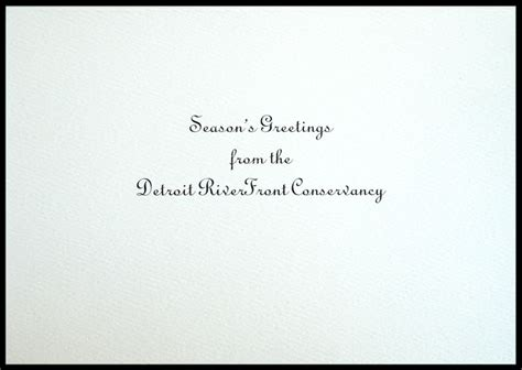 inside card message template custom corporate greeting cards by albion design