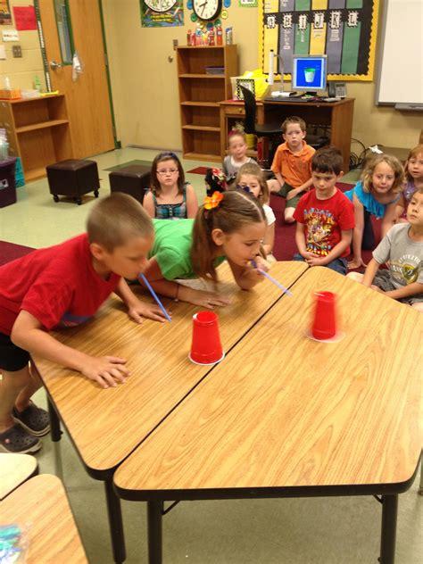 activities kindergarten class minute to win it games great idea fall festival