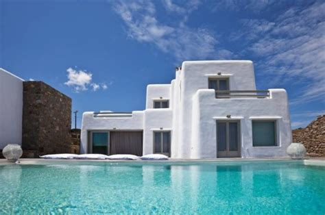 mykonos villas for sale mykonos villa for sale six bedroom villa kalafatis beach