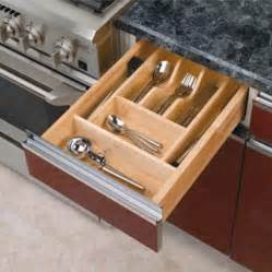 Kitchen Cabinet Inserts Organizers Wood Kitchen Drawer Organizer Inserts Rev A Shelf 4wct