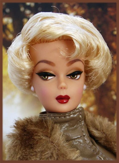 vintage bubble cut barbie hair colors 360 best classic barbie portraits images on pinterest