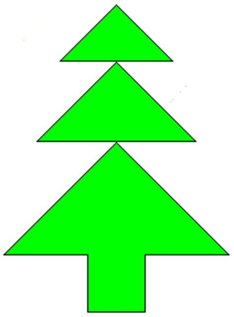 printable christmas tree tangram christmas tangram