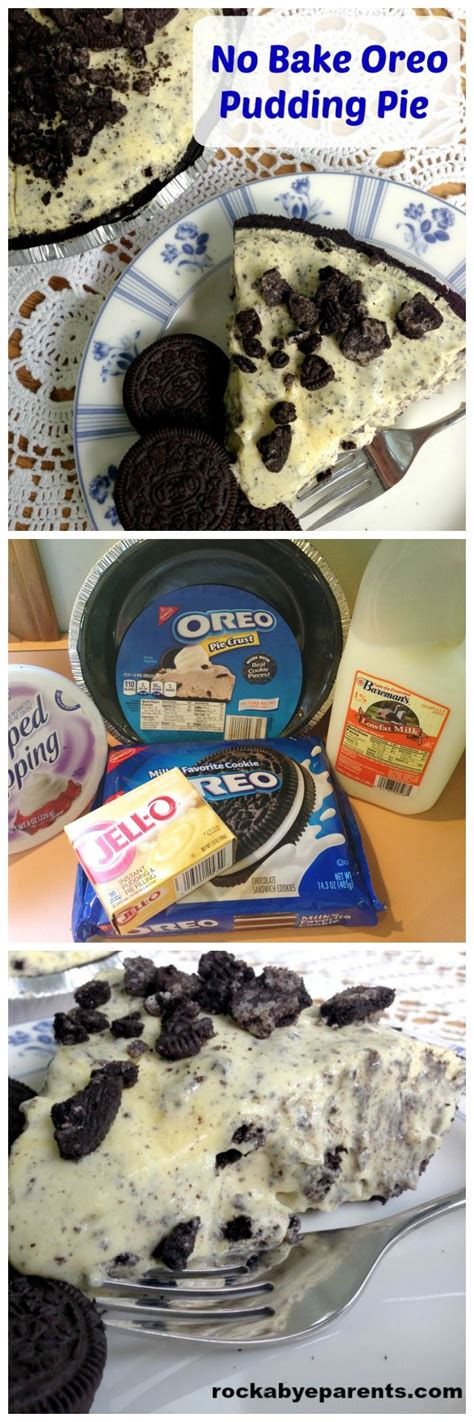 7 Tips On Dirt Pie by 17 Best Ideas About Oreo Pudding Pies On Oreo