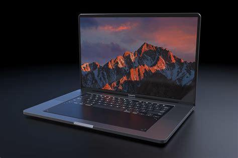 Mac Pro 2018 conceptual touchscreen keyboard laptops macbook pro 2018