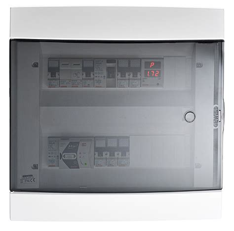 armadio elettrico gewiss sicurezza ad ogni livello domotica smart home