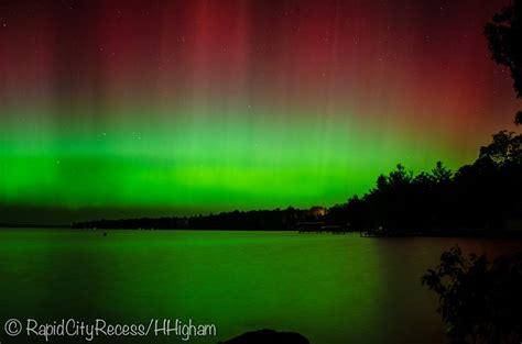 Northern Lights In Michigan by Northern Lights Michigan 2014 Michigan