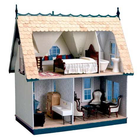 collectors dolls houses greenleaf orchid dollhouse kit 1 inch scale collector dollhouse kits at doll