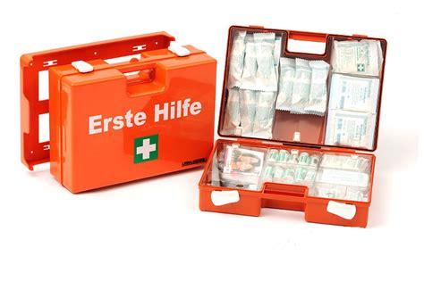 werkstatt verbandskasten erste hilfe shop erste hilfe koffer san din 13157