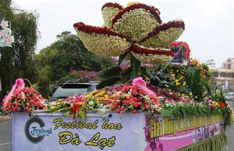 new year flower show da lat flower festival to enchant new year vacationers