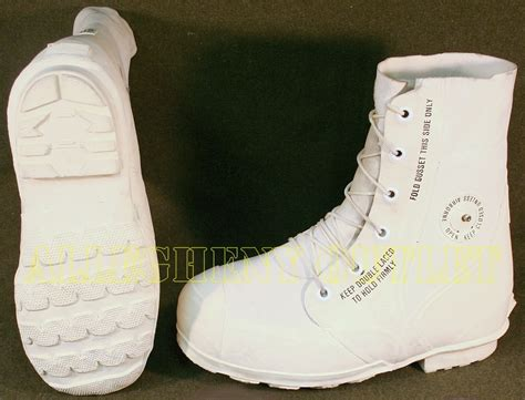 usgi mickey mouse bunny boots 30 176 white 3 4 5 6 7 8 9 10
