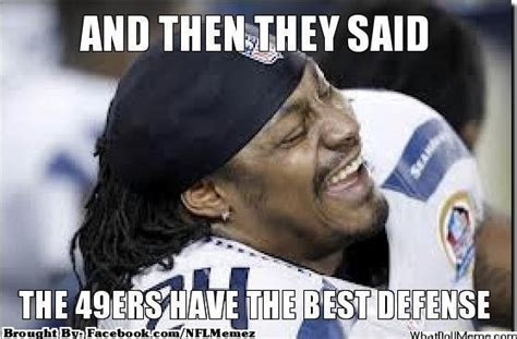 Funny 49ers Memes - in honor of the seahawks victory here are some of my
