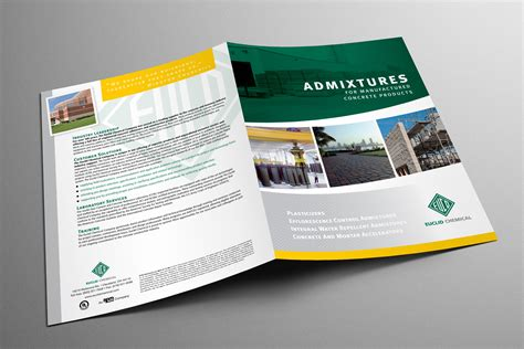 product brochure euclid chemical product brochure series