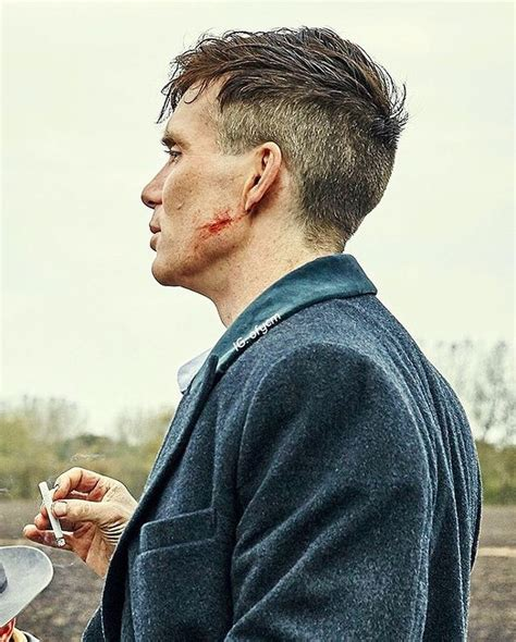 thomas shelby hair tommy shelby peaky blinders peaky blinders