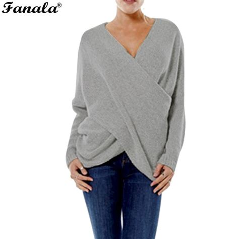 Vogue Sweater Zt7106 1 v neck sweater jumpers autumn winter batwing sleeve sweater tops fashion