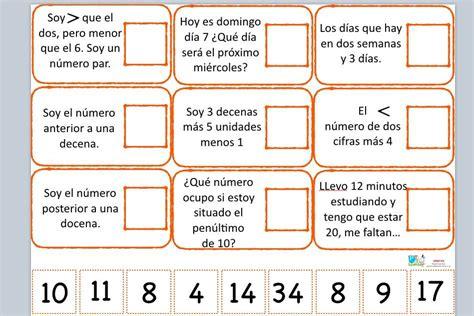 juegos matemticos y de juego de asociaci 243 n aplicando las matem 225 ticas estimulamos el pensamiento matem 225 tico