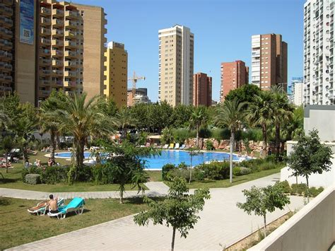 appartments in benidorm category apartment in playa levante benidorm