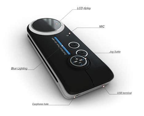 concept your design top 12 unique mp3 players concept designs gadgets new