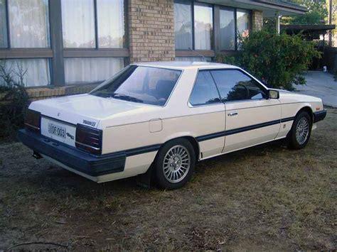 Nissan Datsun Bluebird 1984