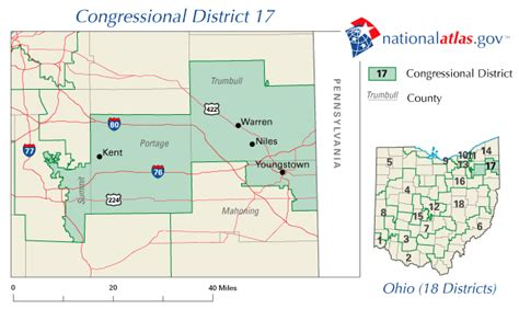 Ohio The 17th State by Ohio S 17th Congressional District