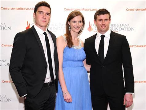 christopher reeve son superman christopher reeve s son is all grown up and looks just