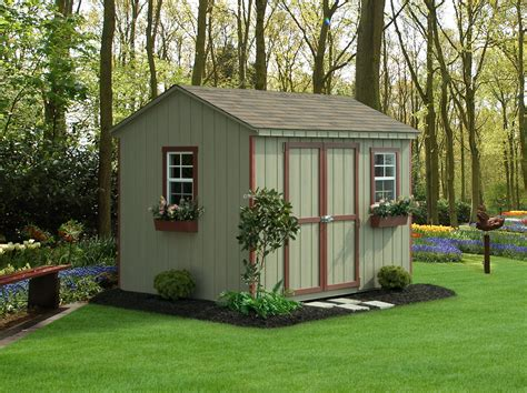 Outdoor Garden Shed by Minimalist Interior With 8 X 10 Wooden A Frame Garden