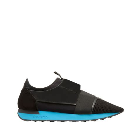 balenciaga shoes balenciaga race runners black s race shoes