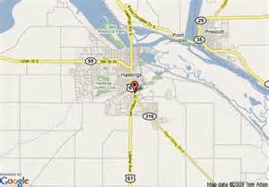 map of americinn of hastings mn hastings