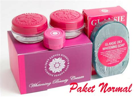 Glansie Paket Normal Beautycare glansie care paket normal