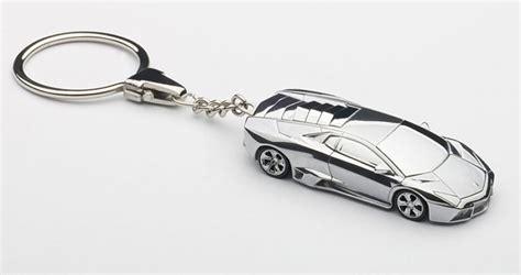 Lamborghini Keychain Lamborghini Reventon Chrome Keychain Aa3914