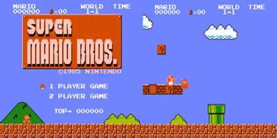 Kaos Mario Bros 8 Bit Anak Dewasa 1 all for you d mario bros nintendo