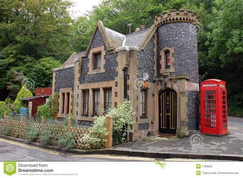 smallest house in britain small house in england royalty free stock photo image 1768835